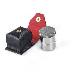 Pojemnik metalowy na oleje INF, CHR, CAT w etui, nikiel (16)
