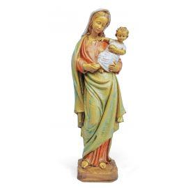 Figura Madonna z dzieciątkiem - 25 cm