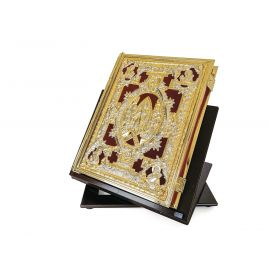 Ewangeliarz w metalowej oprawie 28x37 cm (1)