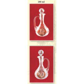 Ampułki mszalne kryształowe - 200 ml (1)