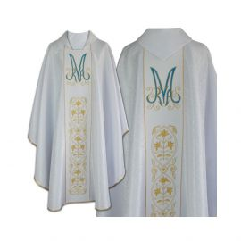 Ornat haftowany Maryjny  (31)