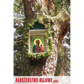 Plakat – Nabożeństwo majowe (1)