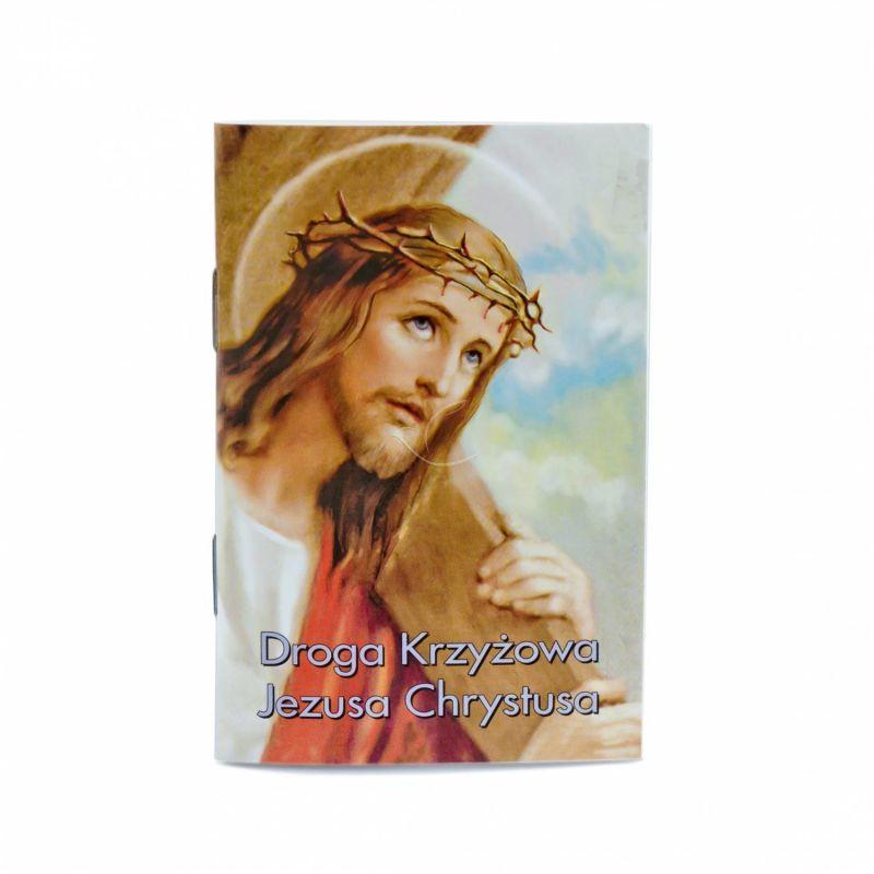 Książeczka - Droga Krzyżowa Jezusa Chrystusa (1)