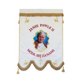 """Chorągiew Kościelna """"Jan Paweł II"""""""