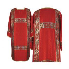 Dalmatyka Gotycka  - kolory liturgiczne (3)