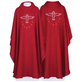 Ornat haftowany Duch Święty (3)