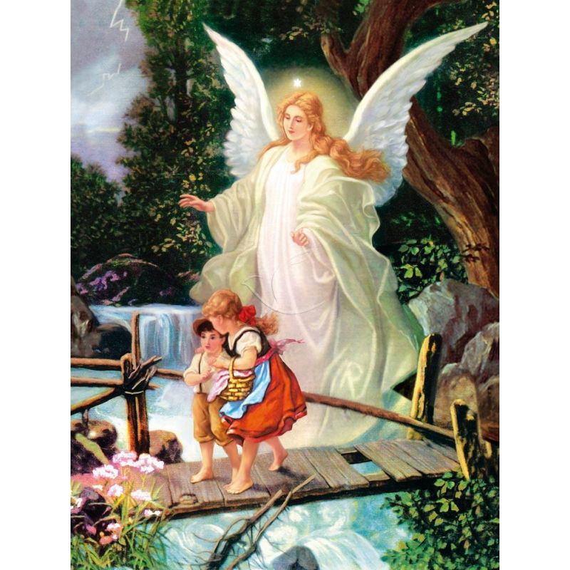 Obraz 30x40 Anioł Stróż Sklep U Archanioła