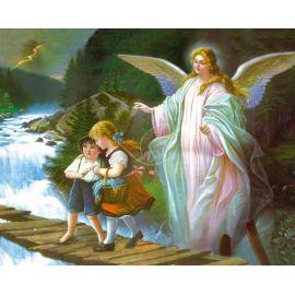 Obrazek 20x25 - Anioł Stróż (3)