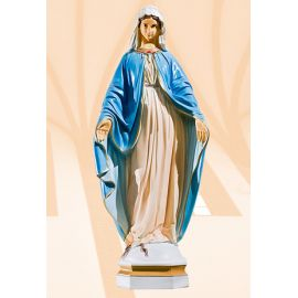 Figura Matka Boża Niepokalana kolor - 65 cm