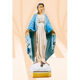 Figura Matka Boża Niepokalana kolor - 30 cm