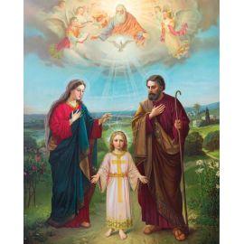 Obrazek 20x25 - Święta Rodzina (1)