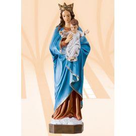Figura Matka Boża Wspomożycielka kolor 65 cm