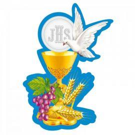 Emblemat na Boże Ciało - wzór eucharystyczny (2)