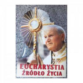 Emblemat na Boże Ciało - Jan Paweł II