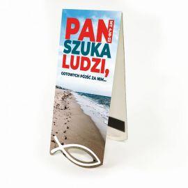 Zakładka Krajobraz Sentencja - Pan szuka ludzi...