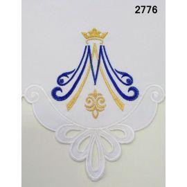 Obrus Maryjny haftowany (81)