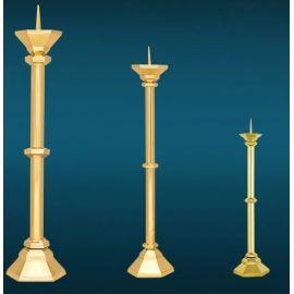 Lichtarz pod paschał - 3 modele (110 cm, 90 cm, 60 cm)