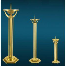 Lichtarz pod paschał - 3 modele (100 cm, 85 cm, 41 cm)
