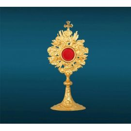 Relikwiarz złocony - 23 cm (AL)
