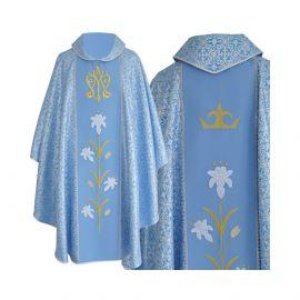 Ornat haftowany Maryjny (34)