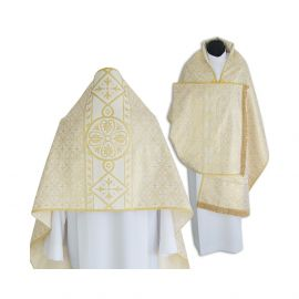 Welon liturgiczny brokat