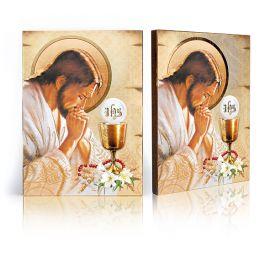 Pamiątka Sakramentu Pierwszej Komunii Świętej - Ikona Jezus Chrystus (3)