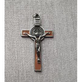 Krzyż św. Benedykta - brązowy
