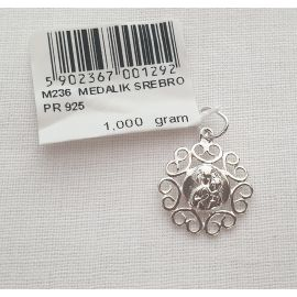 Medalik Matki Bożej Częstochowskiej 1 g