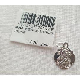 Medalik Matka Boża Nieustającej Pomocy 1 g