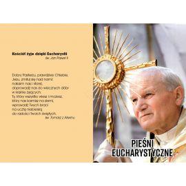 Książeczka - Pieśni o Eucharystii