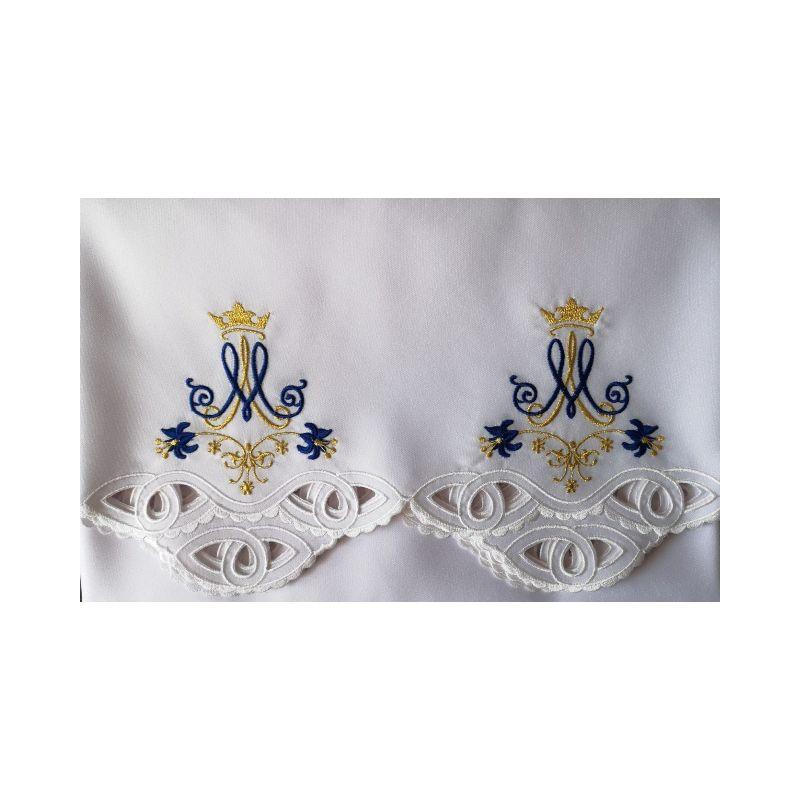 Obrus Maryjny haftowany (87)