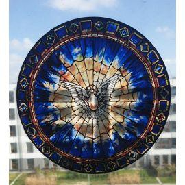 Witraż magnetyczny - Duch Święty