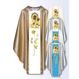 Ornat maryjny Matka Boża Częstochowska (501)