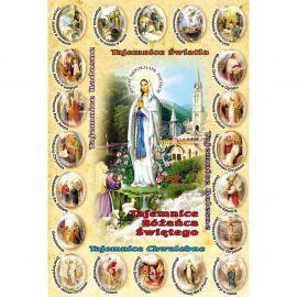Plakat -Tajemnice różańca świętego (2)