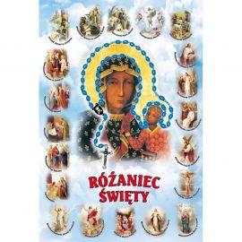 Plakat - Różaniec Święty (4)