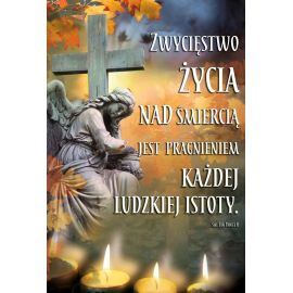 Plakat na Wszystkich Świętych (3)