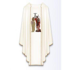 Ornat Jan Chrzciciel i Jezus (454)