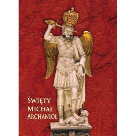 Święty Michał Archanioł - Ikona z Aktem oddania format A5 (2)