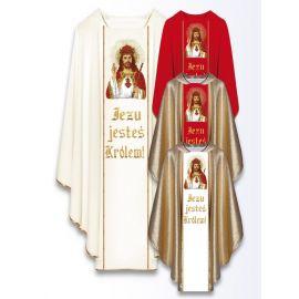 Ornat Jezu jesteś Królem! (425)