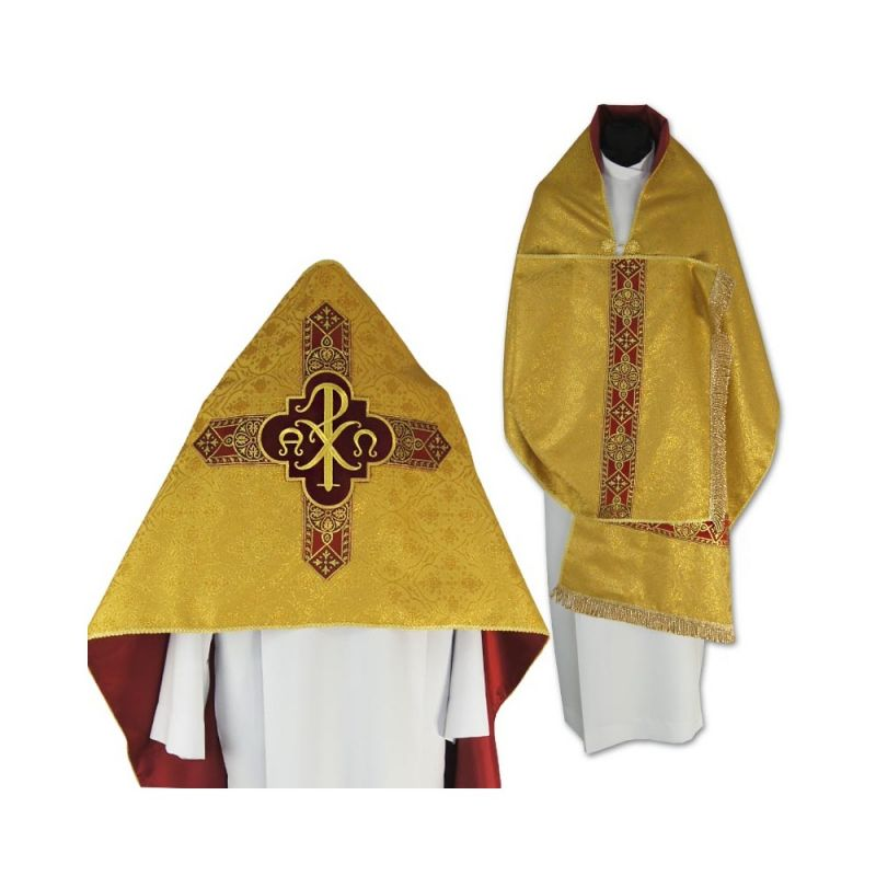 Welon liturgiczny brokat (38)