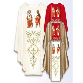 Ornat z wizerunkiem św. Piotra i Pawła
