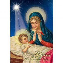 Plakat Bożonarodzeniowy – Gloria In Excelsis Deo