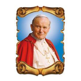 Obraz na HDF format A5 - Święty Jan Paweł II