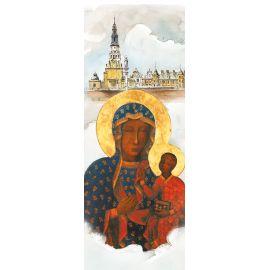 Baner Matka Boże Częstochowska