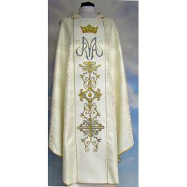 Ornat Maryjny haftowany (21)