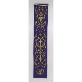 Sygnaturka haftowana, kolory liturgiczne