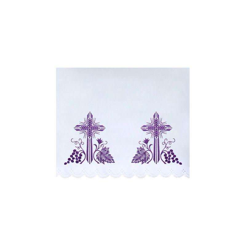 Obrus ołtarzowy haftowany (46)