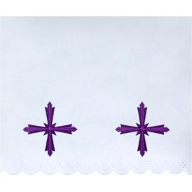 Obrus ołtarzowy haftowany (47)