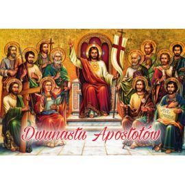 Książeczka Dwunastu Apostołów - życiorys i modlitwy