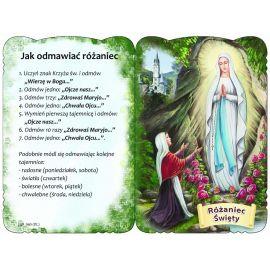 Karnet Modlitewny - Różaniec Święty